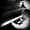 Piano by Jessica Budd