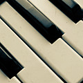 Piano Keys by Dm909