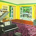 Piano Room Variation I by Charles Harris