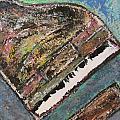 Piano Study 7 by Anita Burgermeister