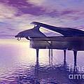 Piano's Lesson by Harald Dastis