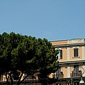 Piazza Cavour by Joseph Yarbrough