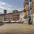 Piazza Grande - Locarno by Joana Kruse