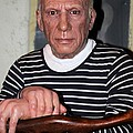 Picasso by Sophie Vigneault