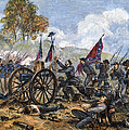 Picketts Charge, 1863 by Granger