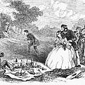 Picnic, 1859 by Granger