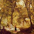 Picnic by Charles James Lewis