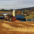 Picturesque Farm Photographed by Raymond Gehman