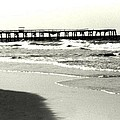 Jacksonville Beach Florida Pier 1997 by Phil Cappiali Jr