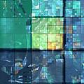 Piercing Geo Green by Mayhem Mediums
