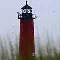 Pierhead Lighthouse by Kay Novy