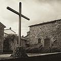 Pieve Di Santa Maria Alla Sovarra by Hugh Smith