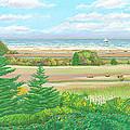 Pilgrim 2 Provincetown by Douglas Auld