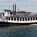 Pilgrim Belle Harbor Cruise by Janice Drew