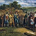 Pilgrims: Massasoit by Granger