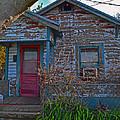 Pink Door by Bill Owen