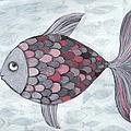 Pink Fish by Georgiana Chitac