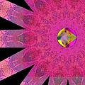 Pink Ribbon Of Hope by Alec Drake
