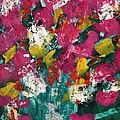 Pink Roses by Kelli Perk