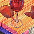 Pinot Noir by Catherine G McElroy