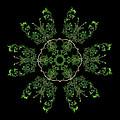 Pinwheel II by Debra and Dave Vanderlaan