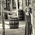 Pioneer Lady by Diane Wood
