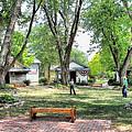 Pioneer Village by Tom Schmidt