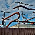 Pipes by Larry Simanzik