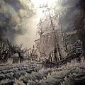 Pirate Islands 1 by Robert Tarrant