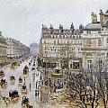 Pissarro: Theatre Francais by Granger