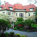 Pittock Mansion by Kelly Manning