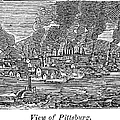 Pittsburgh, 1836 by Granger