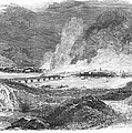 Pittsburgh: Fire, 1845 by Granger