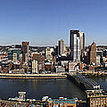Pittsburgh Panoramic by Teresa Mucha