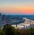 Pittsburgh Pre-dawn by Dave Hahn