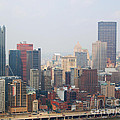Pittsburgh Skyline by Stephen Whalen