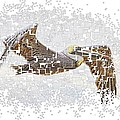 Pixel Pelicano by Alice Gipson