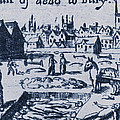 Plague, 1665 by Science Source