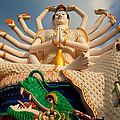 Plai Laem Buddha by Adrian Evans