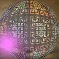 Planet X321z4 by Theodore Jones