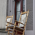 Plantation Rocking Chairs by Carol Groenen
