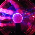 Plasma Hand by Michael Merry