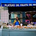 Plateau De Fruits De Mer by Eric Tressler