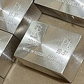 Platinum Bars by Ria Novosti