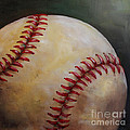 Play Ball No. 2 by Kristine Kainer