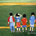 Play Ball by Sandy McIntire