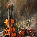 Play Me A Love Song by Angela Sullivan