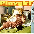 Playgirl, Shelley Winters, 1954 by Everett