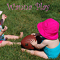Playtime by Aimee L Maher ALM GALLERY