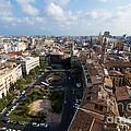 Plaza De La Reina by Fabrizio Troiani